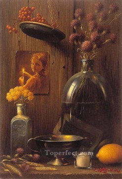 Still life Painting - jw088aD classical still life